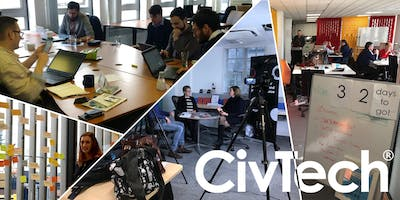 CivTech 4.0 - Challenge Meet Up - Edinburgh