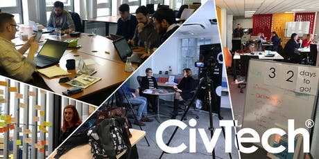 CivTech 4.0 - Challenge Meet Up - Edinburgh tickets