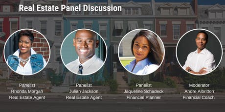 Real Estate Panel Discussion tickets