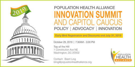 PHA Innovation Summit and Capitol Caucus 2019