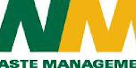 Waste Management Hiring Event in Rochester, NY - CDL Drivers & Trainees tickets