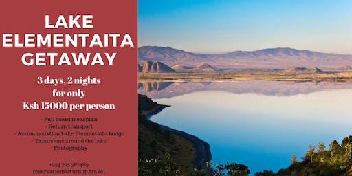 Lake Elementaita Weekend Getaway