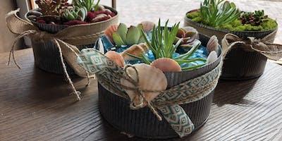 Make it & Take it: Succulent Garden