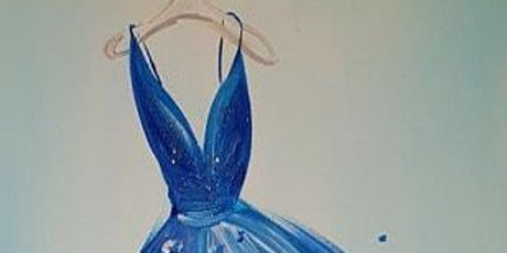 """Paint """"Glittery Gown"""" in Langley tickets"""