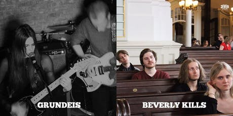 BEVERLY KILLS (SWE) + Support: GRUNDEIS Tickets