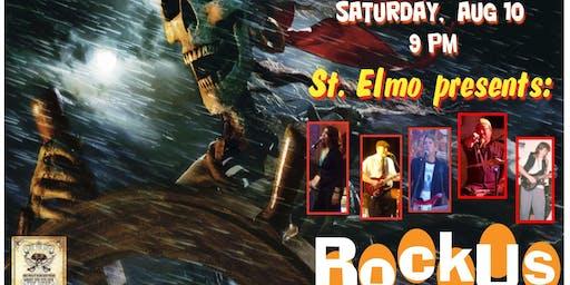 RockUs at St. Elmo Bar