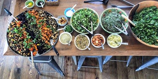 Cooking in Season: Demo & Tasting