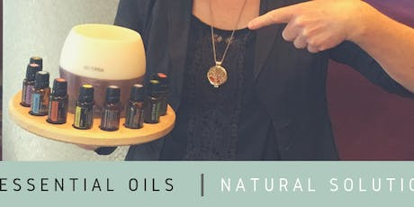 DoTERRA essential oils 'Make and Take' Workshop tickets