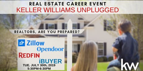 Real Estate Career Event - Fort Lauderdale: Keller Williams Unplugged tickets