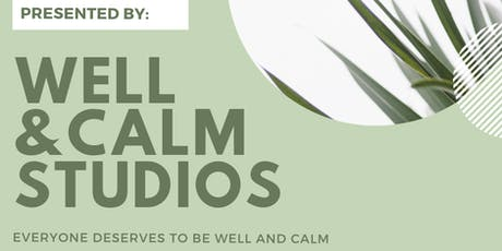 Mind, Body, Spirit Workshop // Well & Calm Studios with Success Resources tickets