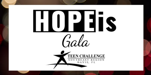 Hope Is Gala - Davie
