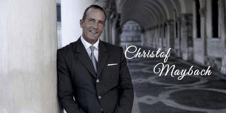 Konzert: Christof Maybach - The Love Songs Tickets