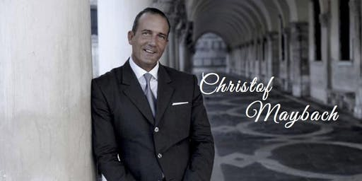 Konzert: Christof Maybach - The Love Songs