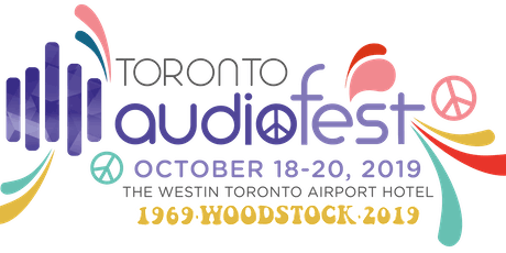 Toronto audiofest 2019 tickets