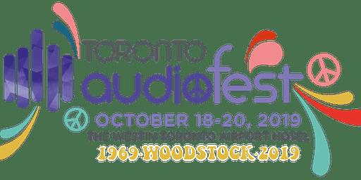 Toronto audiofest 2019