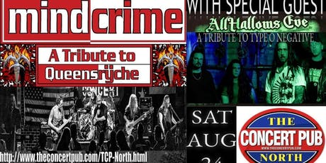 Queensryche / Type O Negative tributes tickets