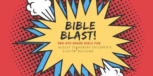 Bible Blast