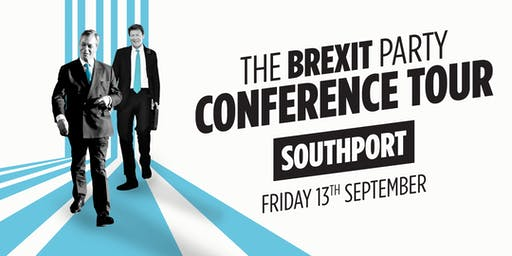 The Brexit Party - Southport