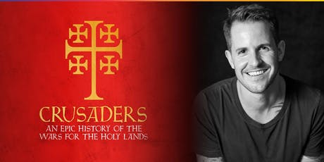 Crusaders: Dan Jones in conversation tickets
