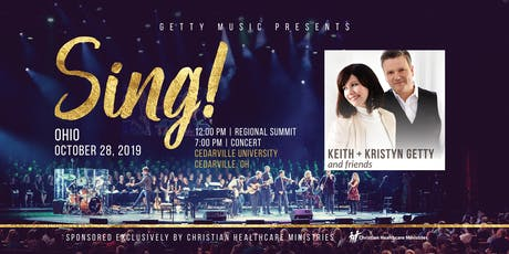 SING! Ohio - Concert tickets