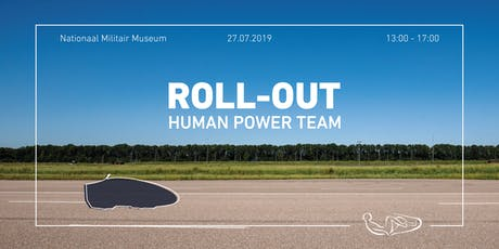 Roll-out Human Power Team 9 tickets