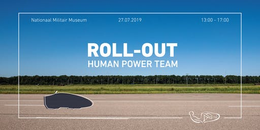 Roll-out Human Power Team 9