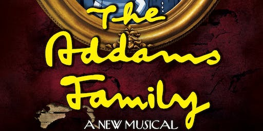 "NiCori Teen Performance Ensemble in ""The Addams Family"" - August 9, 10, 11"