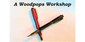 Make a Wood Fountain Pen on the Lathe - Woodpops...