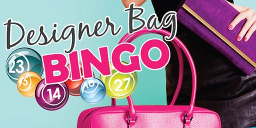 Designer Handbag Bingo Ladies Night Out