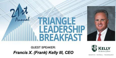 21st Annual Triangle Leadership Breakfast tickets