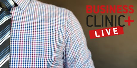 Business Clinic Live tickets