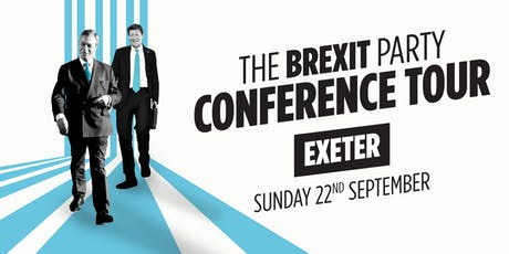 The Brexit Party - Exeter tickets