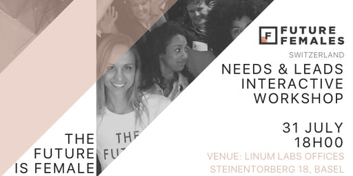 Future Females - Needs & Leads Workshop