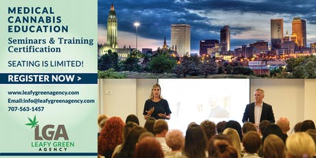How to Launch a Legal Commercial Cannabis Cultivation Business in Oklahoma -Oklahoma City tickets
