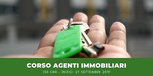 Corso Agenti immobiliari in aula a Viterbo