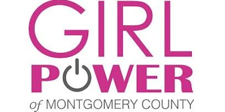"""Girl Power of Montgomery County: """"Connecting Where It Counts"""" (TM)Networking Event tickets"""