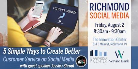 Customer Service in a Social World: Tips & Tricks for Social Media tickets