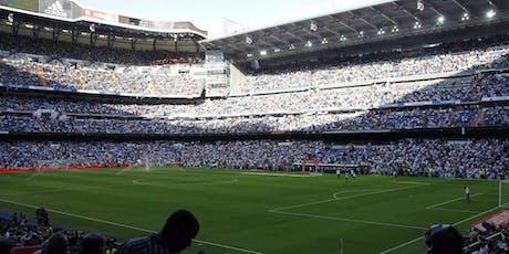 Real Madrid CF v Real Sociedad de Fútbol - VIP Hospitality Tickets entradas