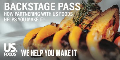 US Foods - Cleveland Backstage Pass