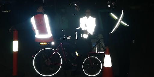 DIY Reflective Bicycle Accessory Craft Workshop