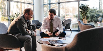Free consultation with advisers Gary Morgan and Lee Jeavons  - 20 August 2019