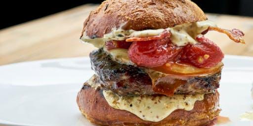 D.C. Burger Week: NIK White Label Burger