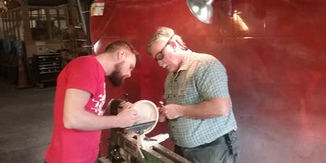 Woodpops Creative Workshop - Making a Bowl on the Wood Lathe tickets