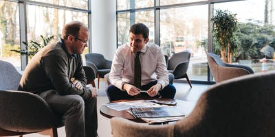 Free consultation with advisers Gary Morgan and Lee Jeavons  - 23 August 2019