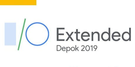 I/O Extended 2019 tickets
