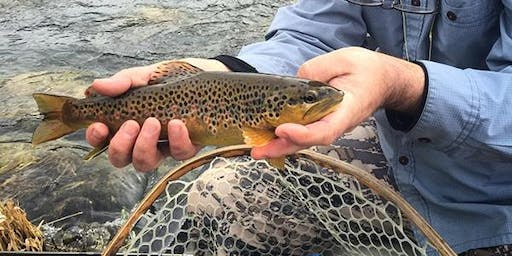 Fly Fishing Class | Winston-Salem Fall 2019