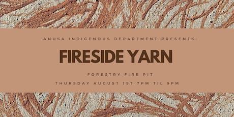 Fireside Yarn tickets