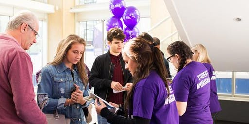 Leeds Beckett University Undergraduate Open Day - Saturday 26 October