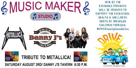 Music Maker Tribute to Metallica  tickets