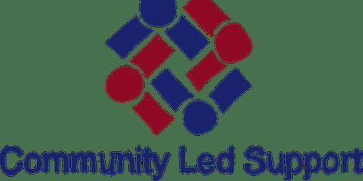 Community Led Support National Gathering Edinburgh